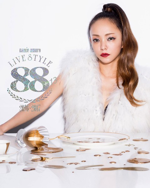 namie amuro LIVE STYLE 2016-2017/安室奈美恵 (ブルーレイディスク)