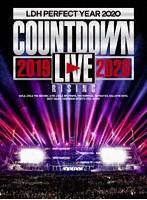 LDH PERFECT YEAR 2020 COUNTDOWN LIVE 2019→2020 'RISING' (ブルーレイディスク)