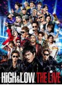 HiGH&LOW THE LIVE(豪華盤 初回生産限定 ブルーレイディスク)