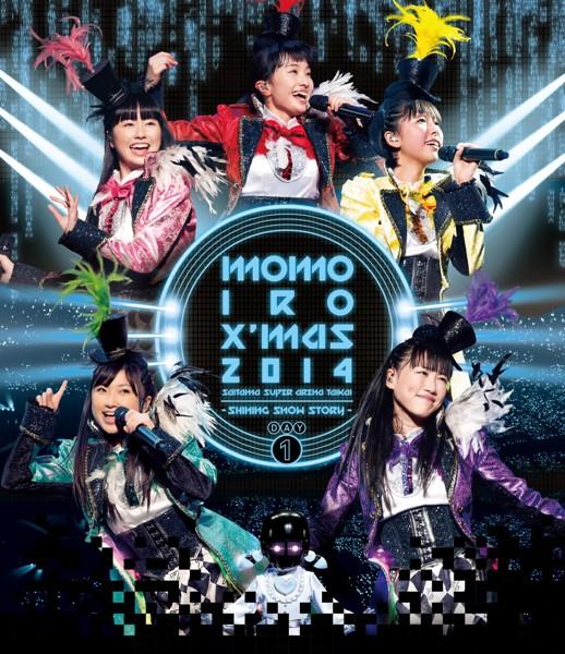 ももいろクリスマス2014 さいたまスーパーアリーナ大会〜Shining Snow Story〜Day1 LIVE (ブルーレイディスク)