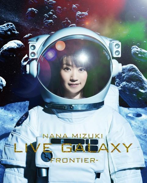 NANA MIZUKI LIVE GALAXY-FRONTIER-/水樹奈々 (ブルーレイディスク)