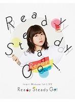 Inori Minase 1st LIVE Ready Steady Go!/水瀬いのり (ブルーレイディスク)