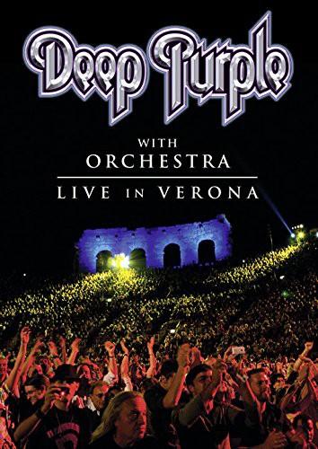 ディープ・パープル・ウィズ・オーケストラ〜ライヴ・イン・ヴェローナ 2011/ディープ・パープル