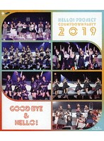 Hello! Project COUNTDOWN PARTY 2019 〜GOOD BYE & HELLO!〜/ハロー!プロジェクト (ブルーレイディスク)