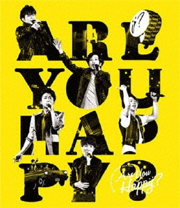 ARASHI LIVE TOUR 2016-2017 Are You Happy?/嵐 (ブルーレイディスク)