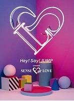 Hey!Say!JUMP LIVE TOUR SENSE or LOVE/Hey!Say!JUMP (初回限定盤 ブルーレイディスク)