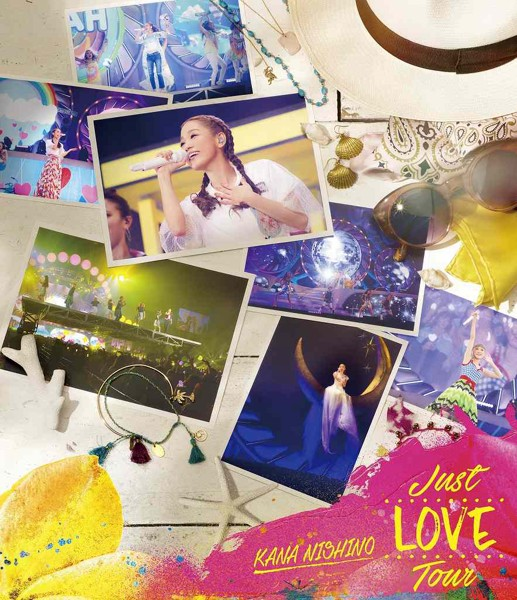 Just LOVE Tour/西野カナ(初回仕様限定盤 ブルーレイディスク)