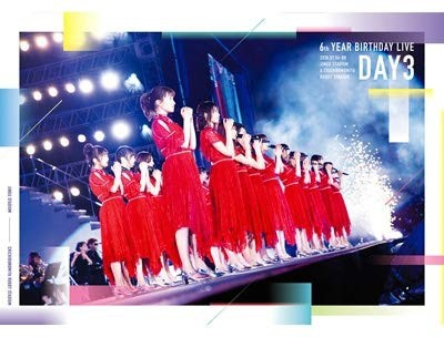 6th YEAR BIRTHDAY LIVE Day3/乃木坂46