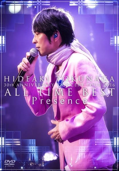 30th ANNIVERSARY CONCERT TOUR 2016 ALL TIME BEST Presence/徳永英明