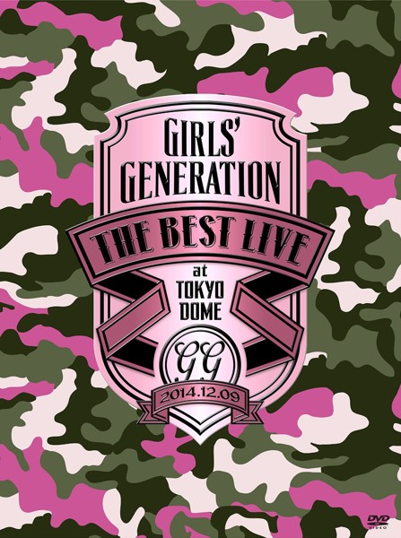 GIRLS'GENERATION THE BEST LIVE at TOKYO DOME/少女時代