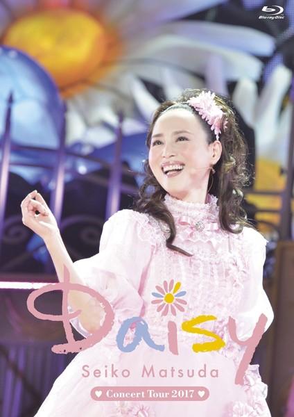 Seiko Matsuda Concert Tour 2017「Daisy」/松田聖子 (ブルーレイディスク)