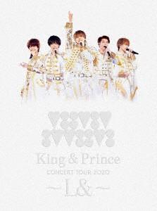 King & Prince CONCERT TOUR 2020 〜L&〜/King & Prince (初回限定盤 ブルーレイディスク)