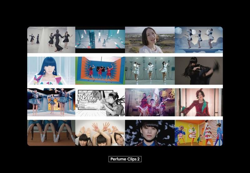 Perfume Clips 2/Perfume(初回限定盤 ブルーレイディスク)