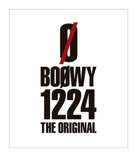 1224-THE ORIGINAL-/BOOWY (ブルーレイディスク)