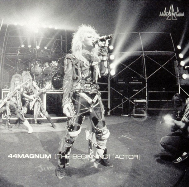 THE BEGINNING/ACTOR/44MAGNUM