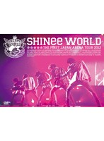 SHINee THE FIRST JAPAN ARENA TOUR'SHINee WORLD 2012'/SHINee