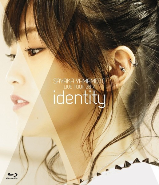 山本彩 LIVE TOUR 2017~identity~/山本彩 (ブルーレイディスク)