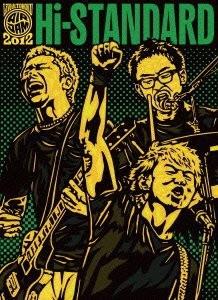 Live at TOHOKU AIR JAM 2012/Hi-STANDARD