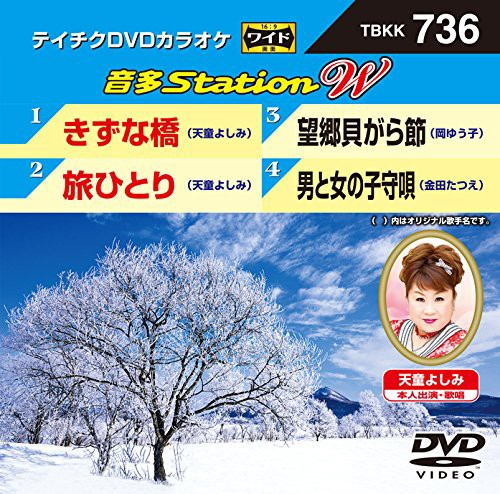テイチクDVDカラオケ 音多Station W 736