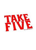 TAKE FIVE~俺たちは愛を盗めるか~第5巻 (ブルーレイディスク)