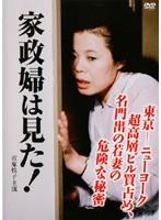 家政婦は見た! 東京 ニューヨーク超高層ビル買占め 名門出の若妻の危険な秘密
