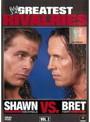 WWE グレイテスト・ライバル ショーン・マイケルズ VS ブレット・ハート Vol.2