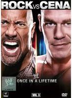 WWE ロックvs.ジョン・シナ-ワンス・イン・ア・ライフタイム VOL.3