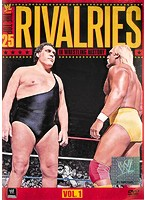 WWE トップ25・ライバルリー・イン・レスリング・ヒストリー VOL.1