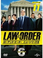 LAW&ORDER/ロー・アンド・オーダー<ニューシリーズ6> 11