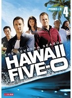 Hawaii Five-0 シーズン7 Vol.4