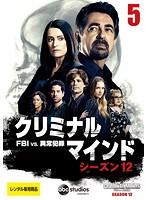 クリミナル・マインド FBI vs. 異常犯罪 シーズン12 Vol.5