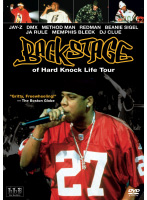 BACK STAGE of Hard Knock Life Tour