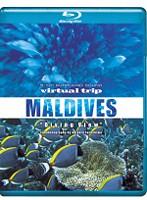 virtual trip MALDIVES diving view (ブルーレイディスク)
