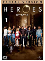 HEROES ヒーローズ Vol.01