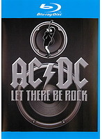 AC/DC:LET THERE BE ROCK-ロック魂-/AC/DC (ブルーレイディスク)