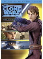 スター・ウォーズ:クローン・ウォーズ <フォース・シーズン> Vol.4