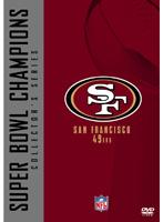 NFL スーパーボウル・コレクション:サンフランシスコ・49ers vol.1