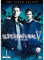 SUPERNATURAL スーパーナチュラル フィフス・シーズン Vol.1