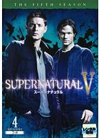 SUPERNATURAL スーパーナチュラル フィフス・シーズン Vol.4