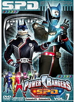 POWER RANGERS S.P.D. VOL.7