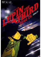 LUPIN THE THIRD first tv. Disc2