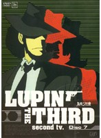 LUPIN THE THIRD second tv. Disc7