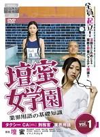 壇蜜女学園 業界用語の基礎知識 Vol.1~タクシー・CA・刑務官の業界用語~