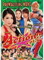 プロレスリングWAVE Action!! Vol.1