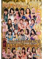 プロレスリングWAVE 10年の歩!! 選手が選んだベストバウト!!
