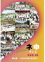 ネ申テレビ SPECIAL 番外編 ~SKE48学院 修学旅行~