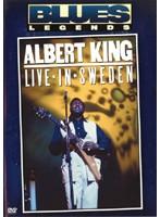 ALBERT KING/Live In Sweden