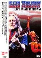 WILLIE NELSON「Live In Amsterdam」