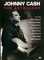 JOHNNY CASH『THE ANTHOLOGY』/ジョニー・キャッシュ
