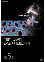 NHKスペシャル 人体 神秘の巨大ネットワーク 第5集'脳'すごいぞ!ひらめきと記憶の正体